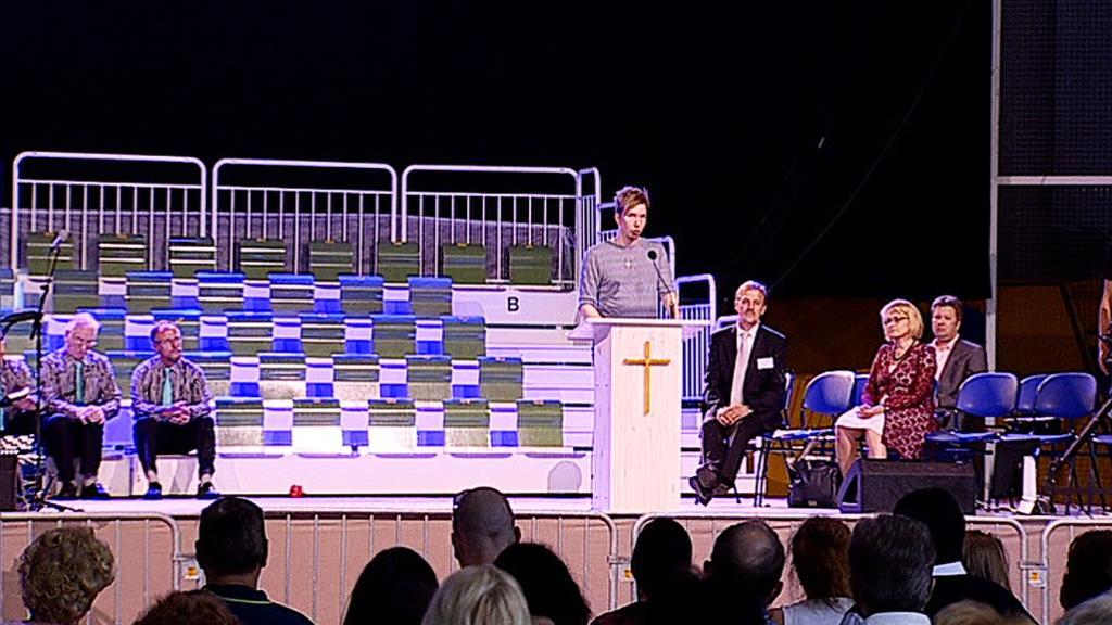 Suomen Vapaakirkon kesäjuhlat 2013