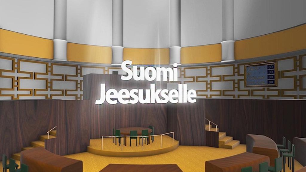 Suomi Jeesukselle - Sanasta tekoihin