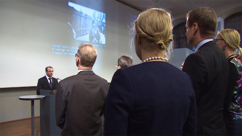 Holokaustin muistojuhla kansallismuseossa