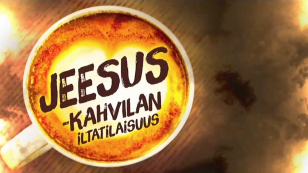 Jeesus-kahvila