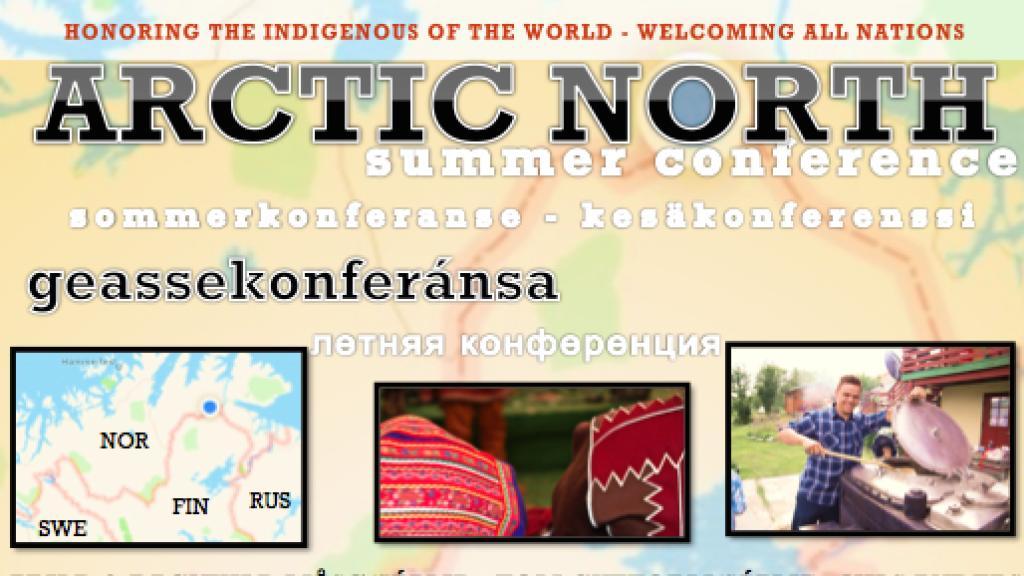 Arctic North kesäkonferenssi 2015