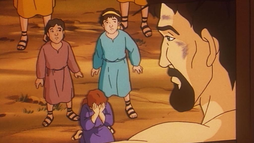 Jeesus kärsi rangaistuksen ristillä sinun syntiesi tähden.