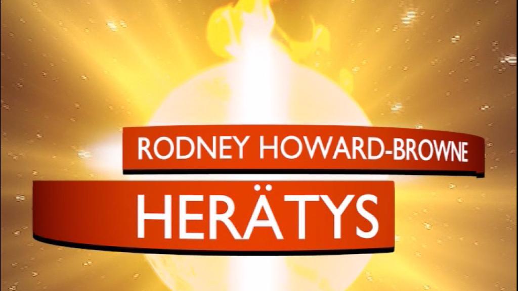 Rodney Howard-Browne - Herätys
