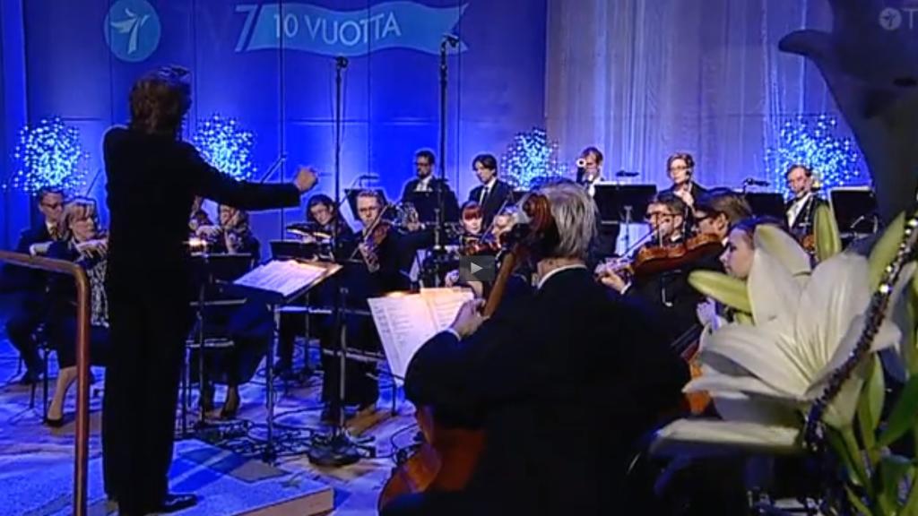 En stund av klassisk musik