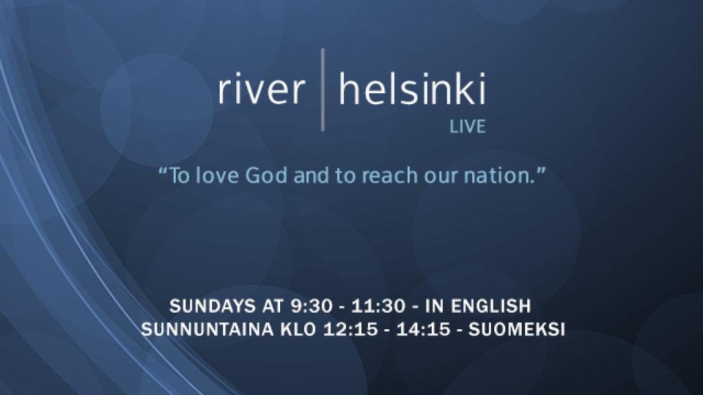 River Helsinki LIVE sunday