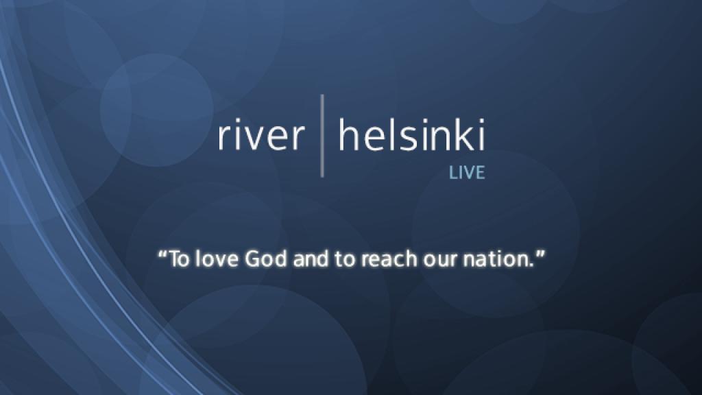 River Helsinki keskiviikko LIVE