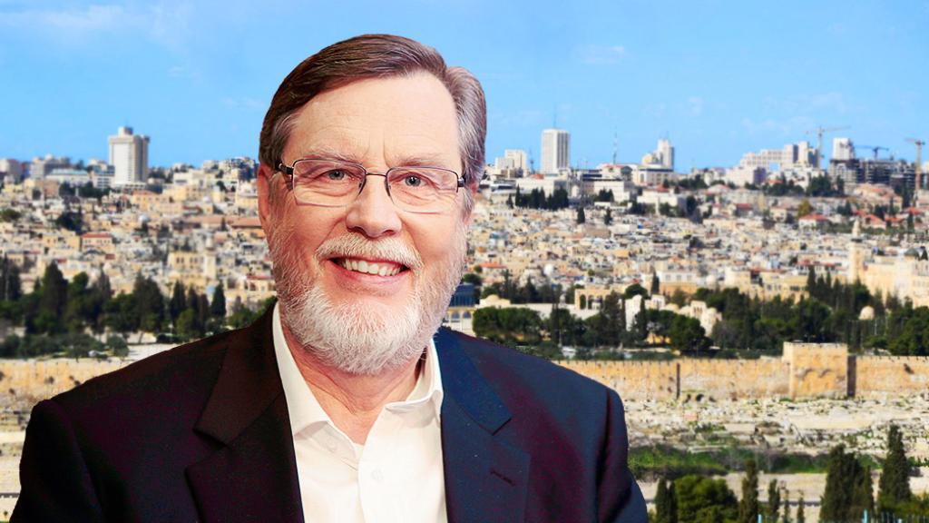 Lars Enarson - Profeetallisia näkökulmia Jerusalemista