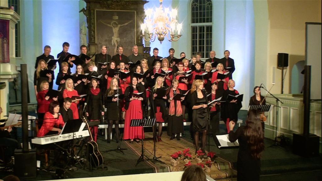 Jõulukontsert Hageri kirikus