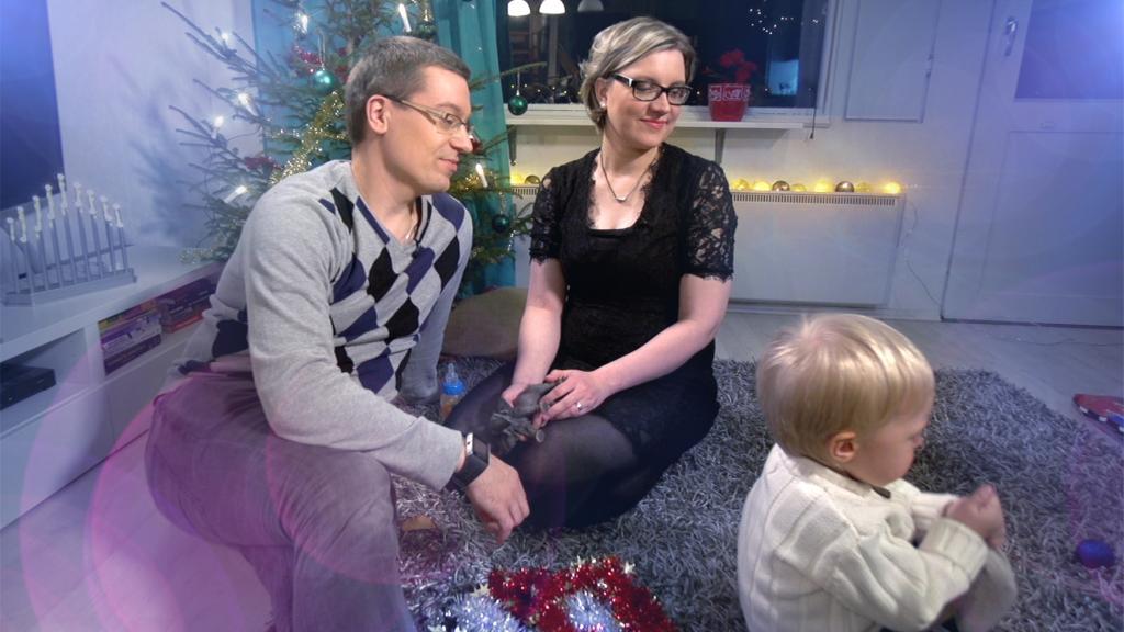 Jarnon ja Ilonan joulu