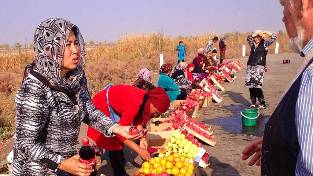 Folk från Eurasien