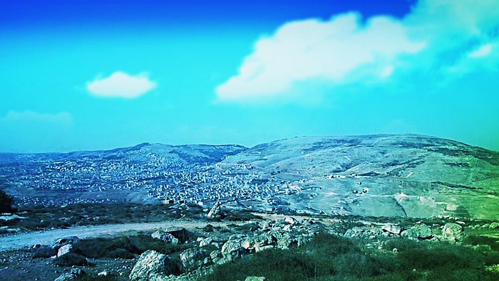 Israelin vuoret