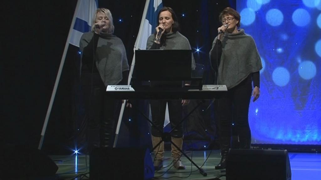 Suuri kristillinen TV7-ilta Ylistarossa