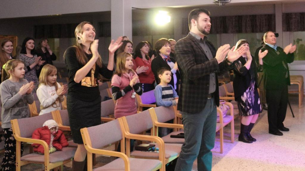 Церковь Сила Перемен Live