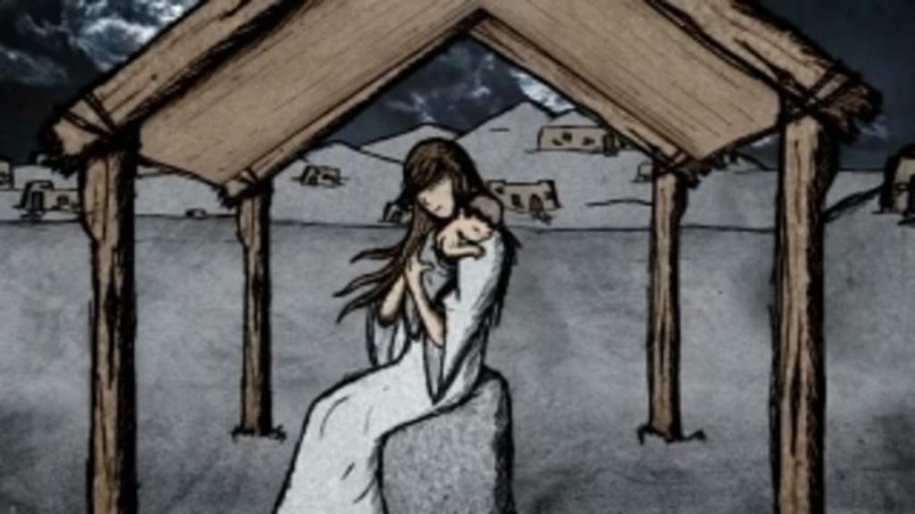 Fullt av ögon - Löftet om Frälsaren