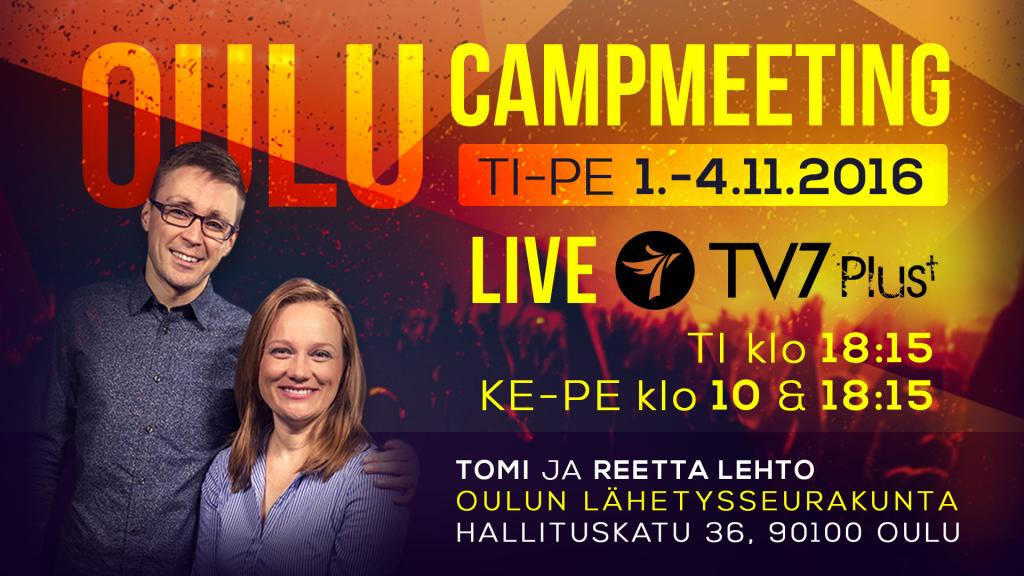 River - Oulu Campmeeting