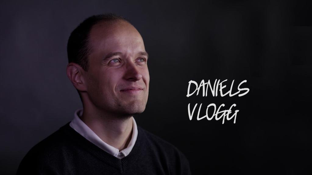 Daniels vlogg