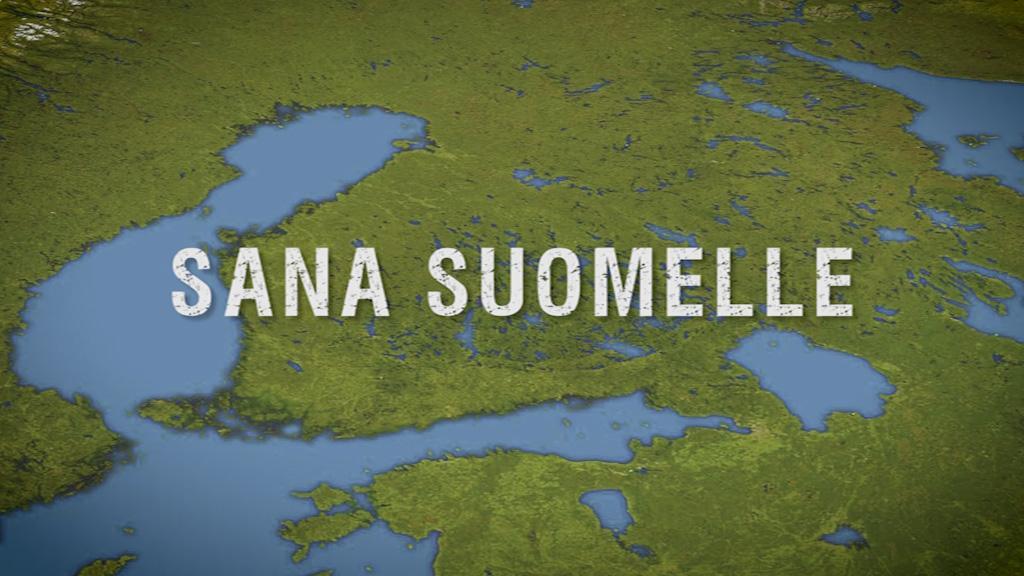 Sana Suomelle