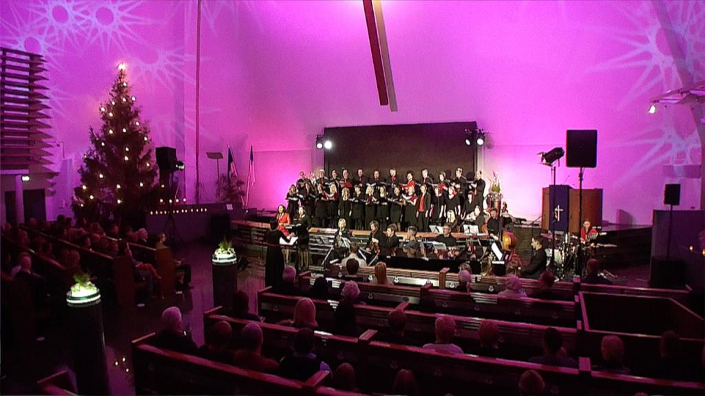 Siunattu yö -joulukonsertti