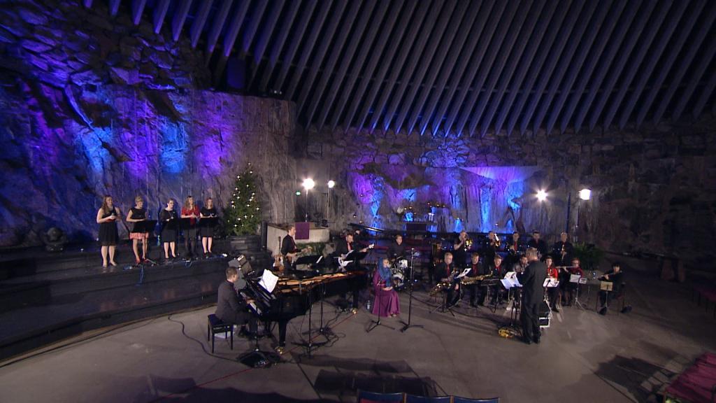 Henkäys taivaan -joulukonsertti