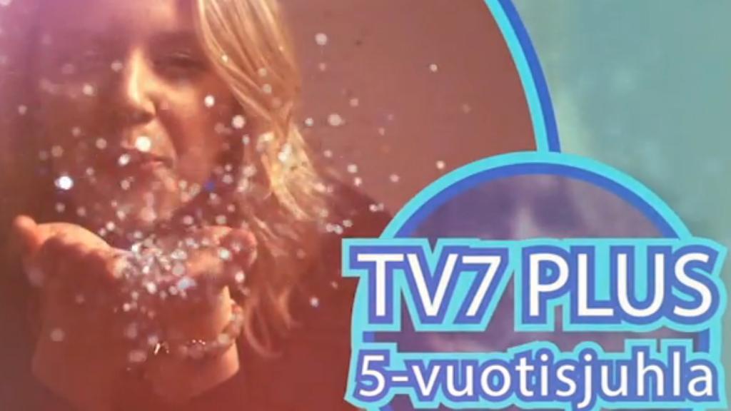TV7 Plus 5-vuotisjuhla