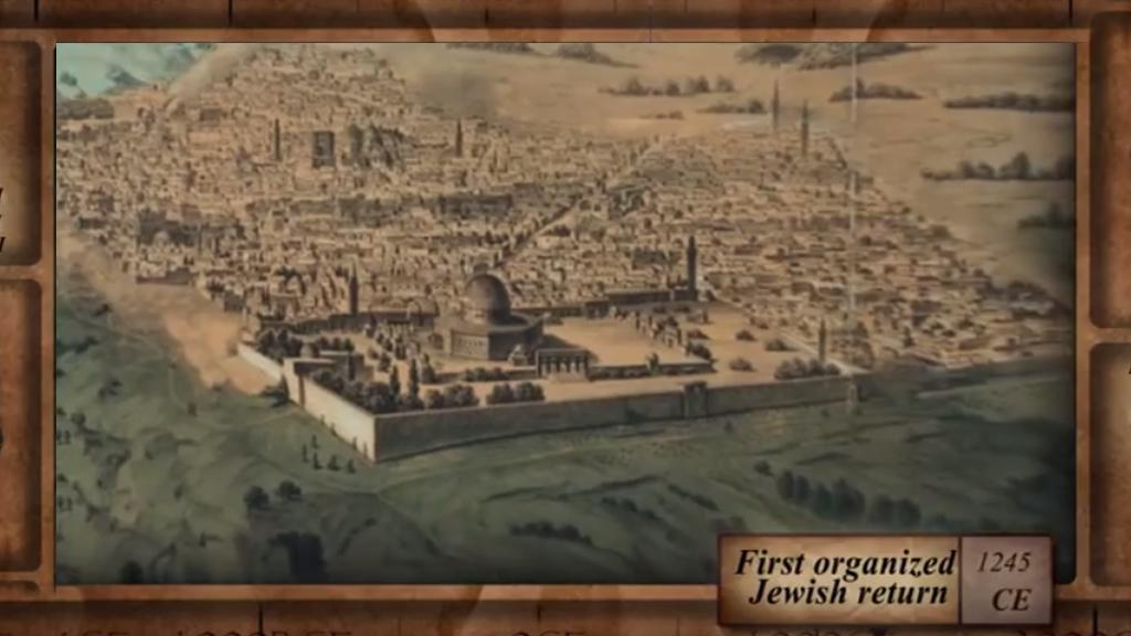 Jerusalem 4000 år