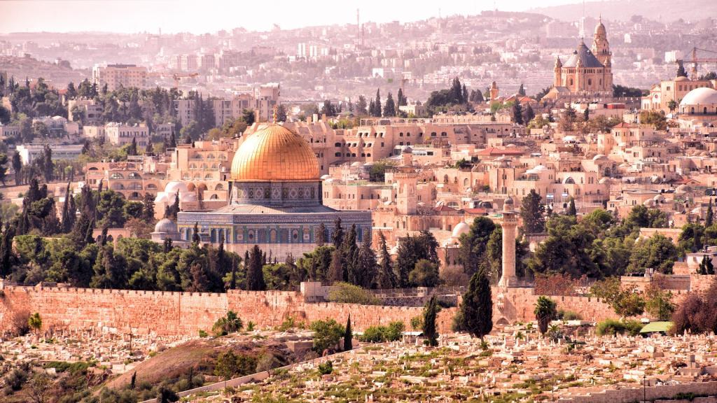 Jerusalemin 4000 vuotta