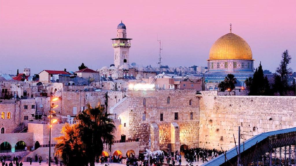 Jeruusalemm 50