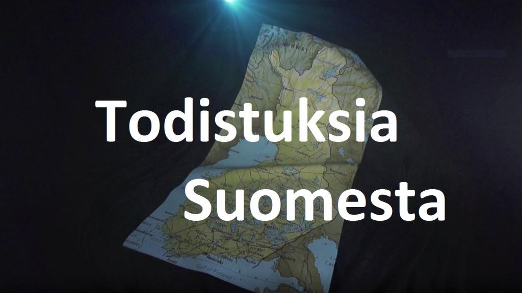 Todistuksia Suomesta