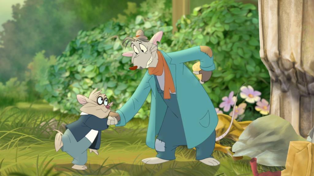 I buskarna lurar en råtta och Luther ogillar alla som är annorlunda. Men gör Gud nån skillnad på oss, fastän vi ser olika ut? Benny lär sig något viktigt från Theos Bibelberättelse i skolådan.