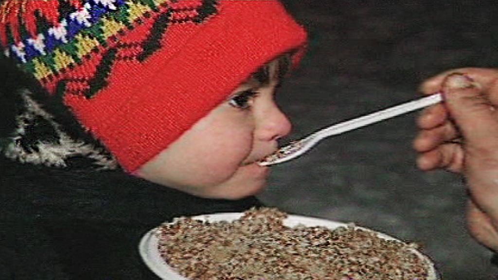 Ruokaa ja toivoa