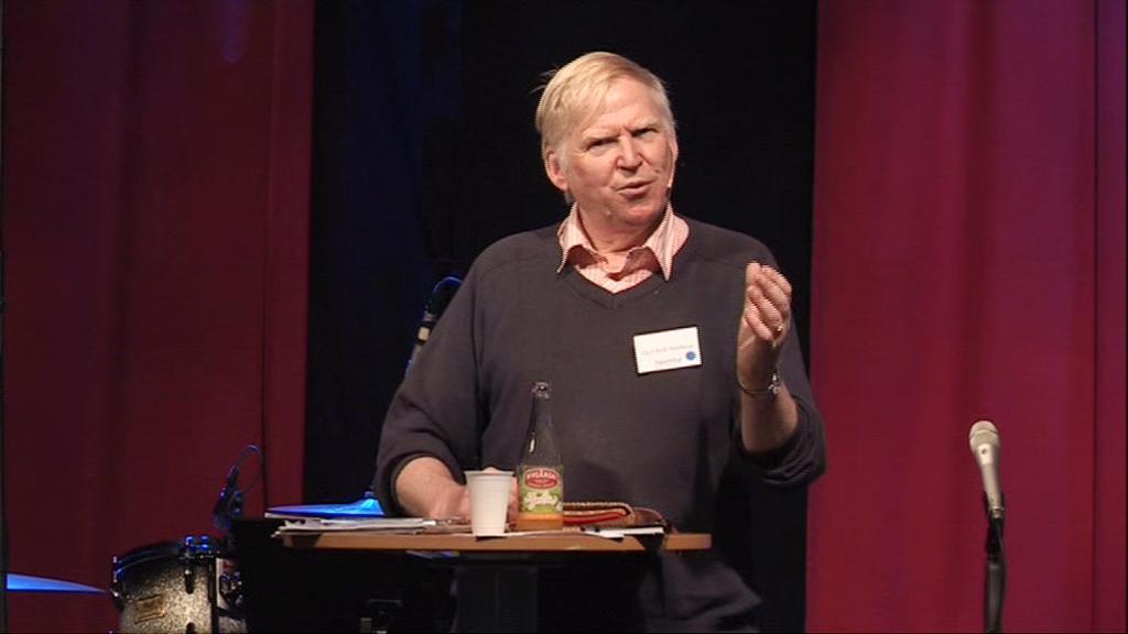 Carl-Erik Sahlberg om bön