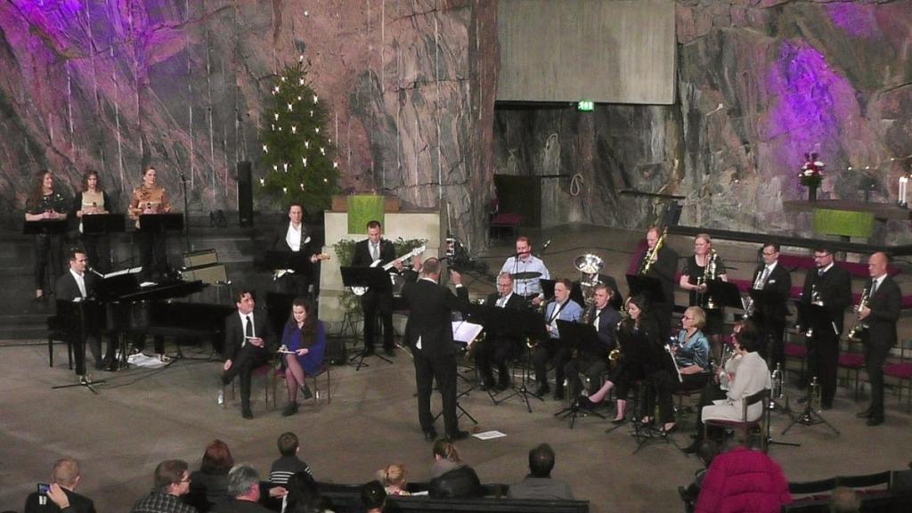 Suomi 100 -joulukonsertti