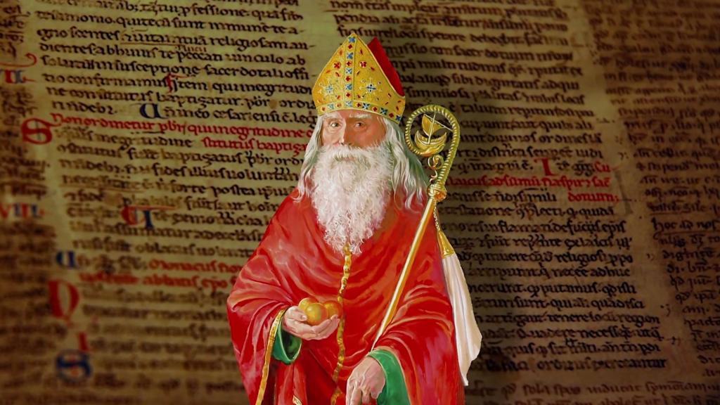 Святой Николай - Реальная история