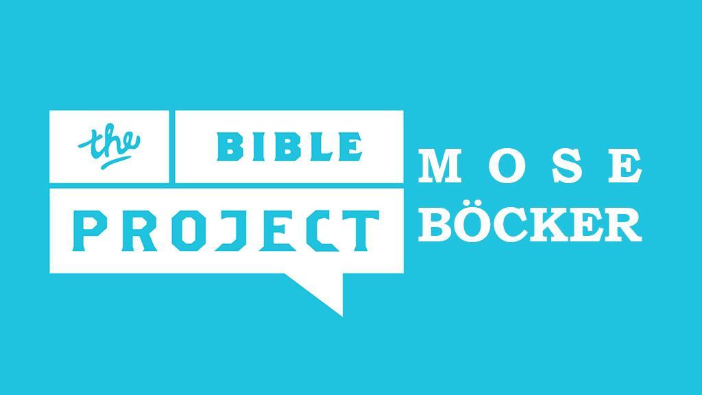 Projekt Bibeln - Moseböckerna