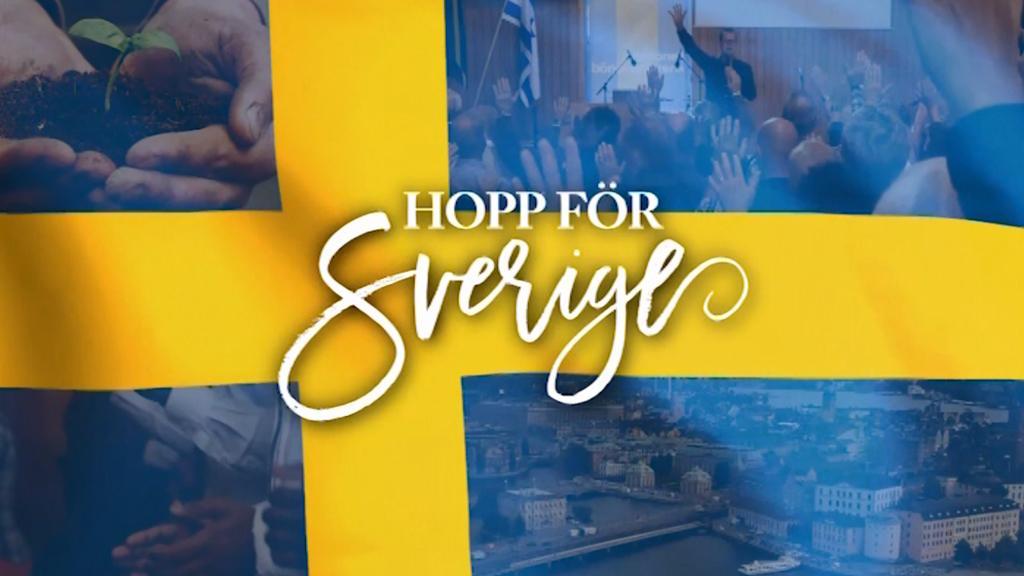 Hopp för Sverige