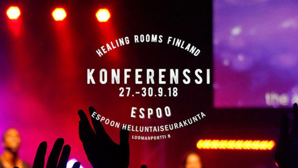 Healing Rooms Conference 2018