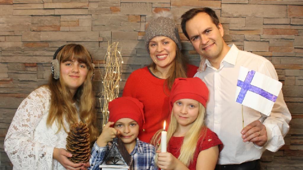 Apan ja Erikan joulu