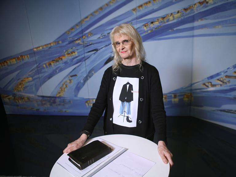 Anne Miettinen - Jumala haluaa näkyä ja kuulua