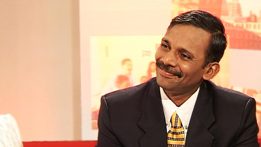 Pastori Jacob - Lähimmäisenrakkautta Intiassa