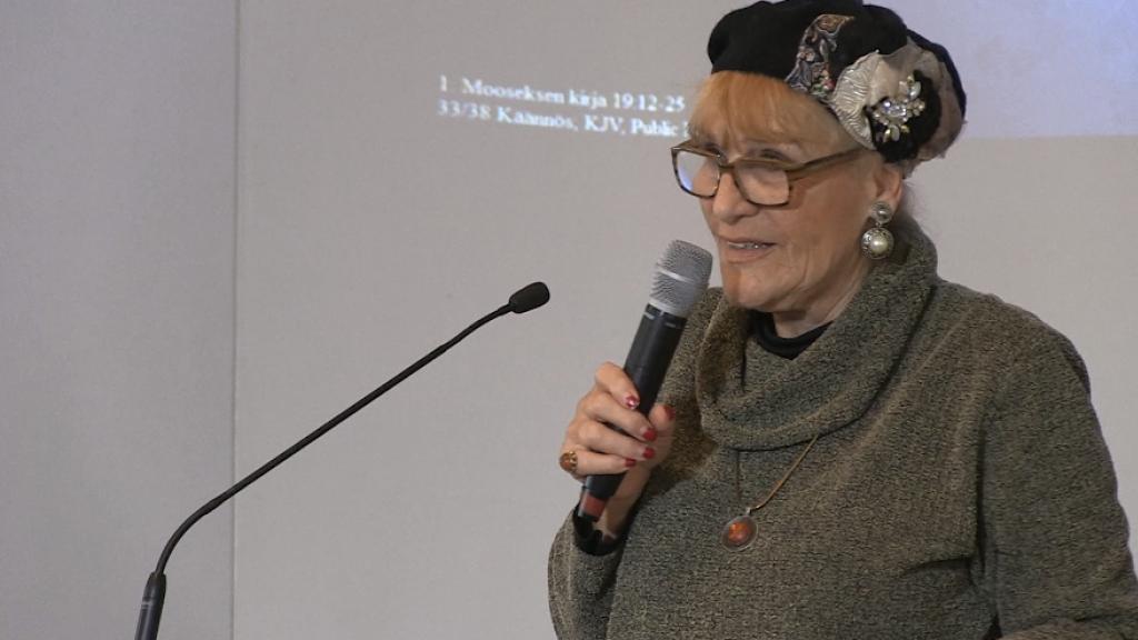 Elinor Rasco - Herätys seurakunnalle