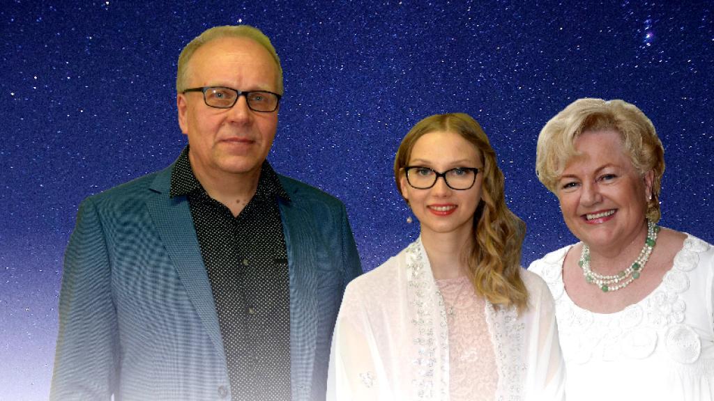 Tähtiverhon taa - Keski-Suomen joulugospelkimara