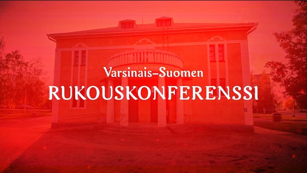 Varsinais-Suomen rukouskonferenssi