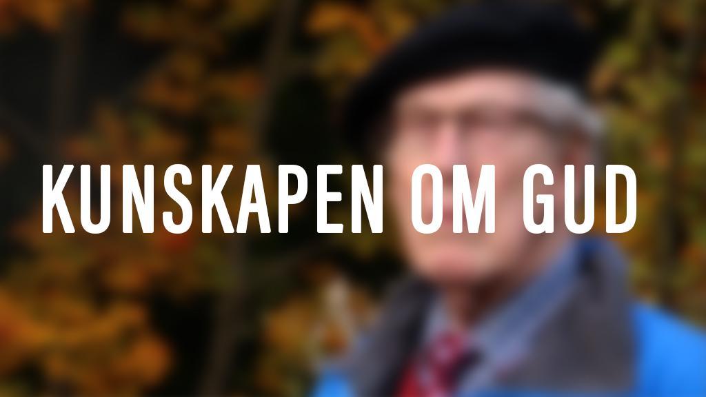 Sven Nilsson - Kunskapen om Gud