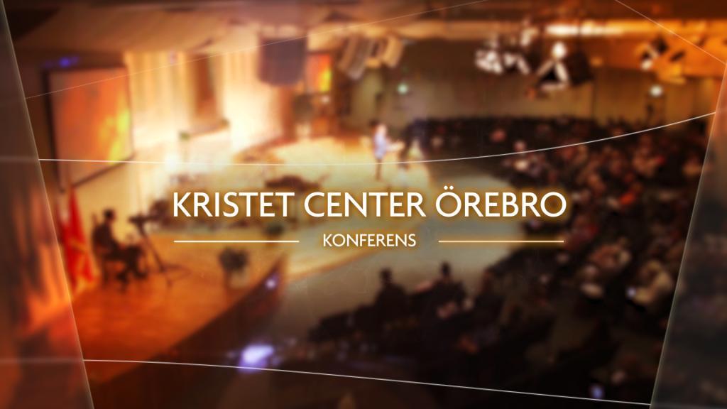 Kristet center Örebro - konferens