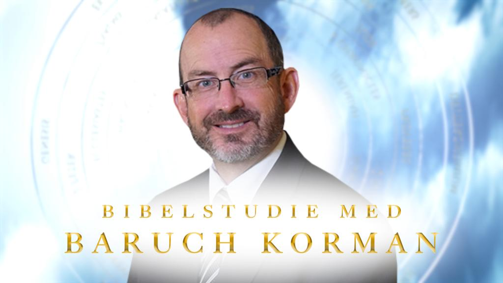 Bibelstudie med Baruch Korman