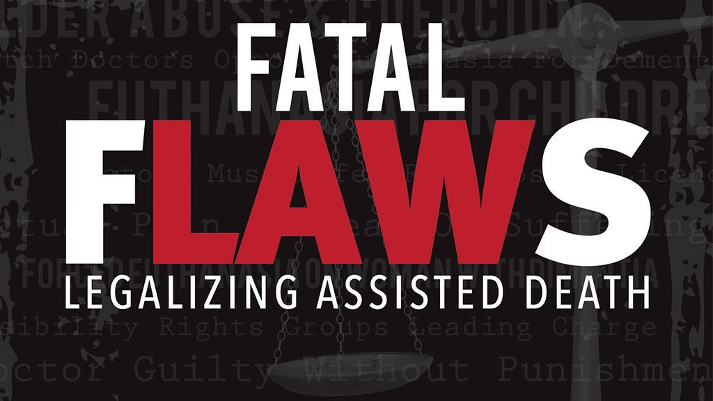 Surmavad vead - abistatud surma legaliseerimine