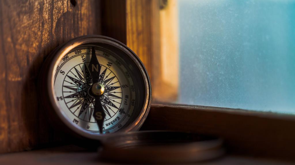 Kompass - vaimsed seadused