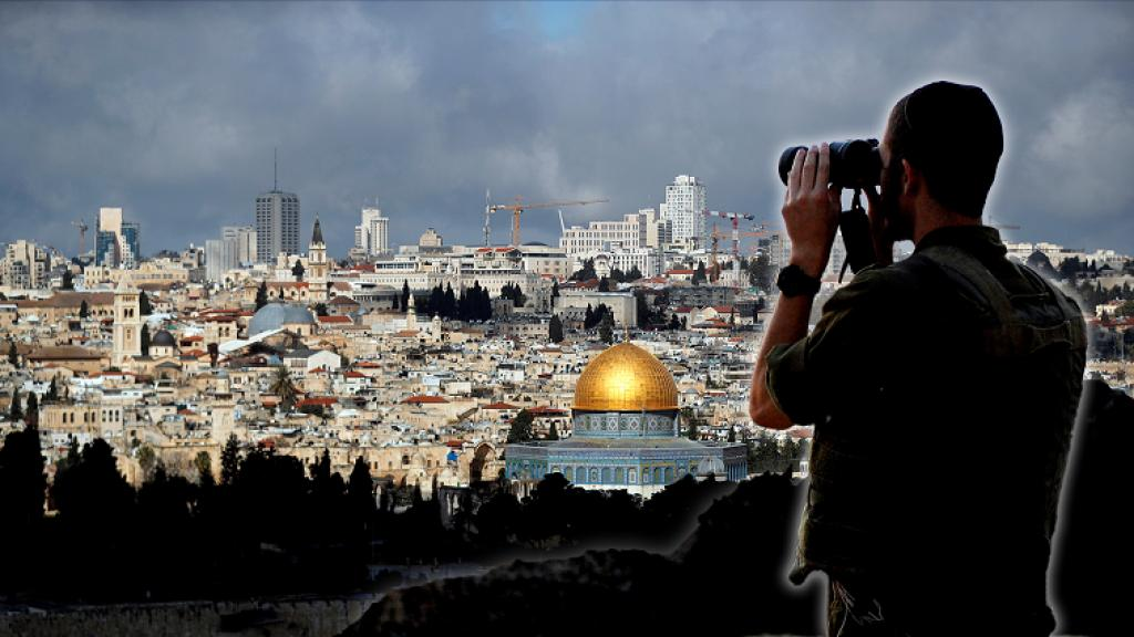 TV7 Israel Watchmen Talk