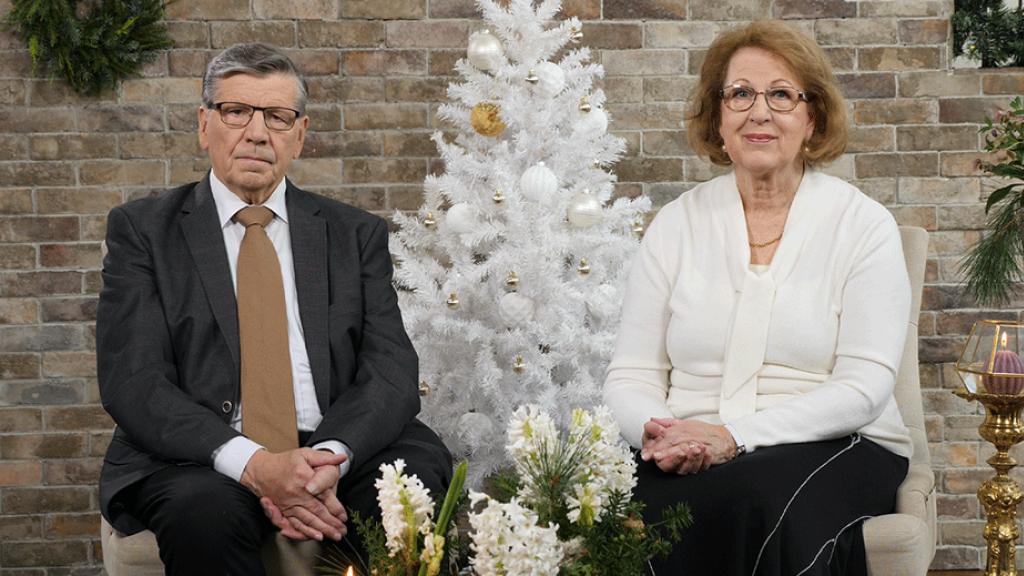 Martin ja Mirjan joulutervehdys