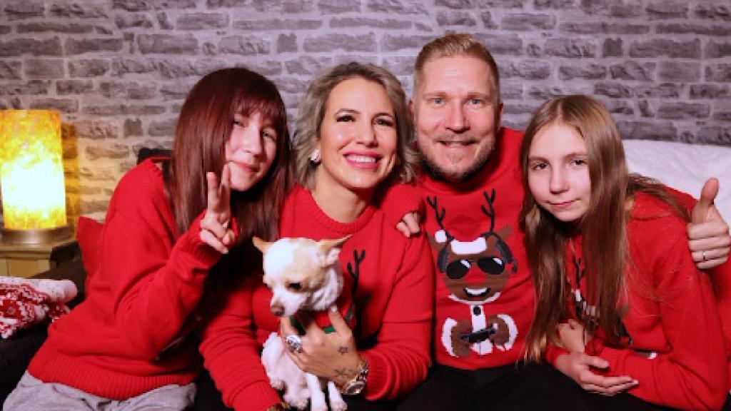 Boan perheen joulu